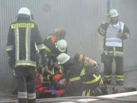 Rettungsübung September 2014